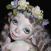 """Куклы и игрушки ручной работы. Ярмарка Мастеров - ручная работа Кукла """"Небесное создание"""". Handmade."""