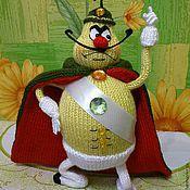 """Материалы для творчества ручной работы. Ярмарка Мастеров - ручная работа Мастер-класс """"Принц Лимон"""". Handmade."""