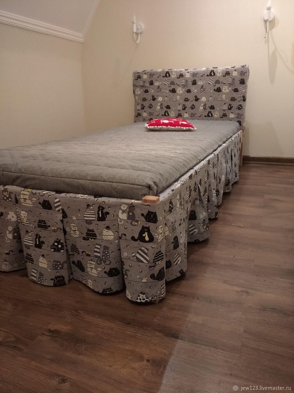котики, Подзоры и юбки для кровати, Лобня,  Фото №1