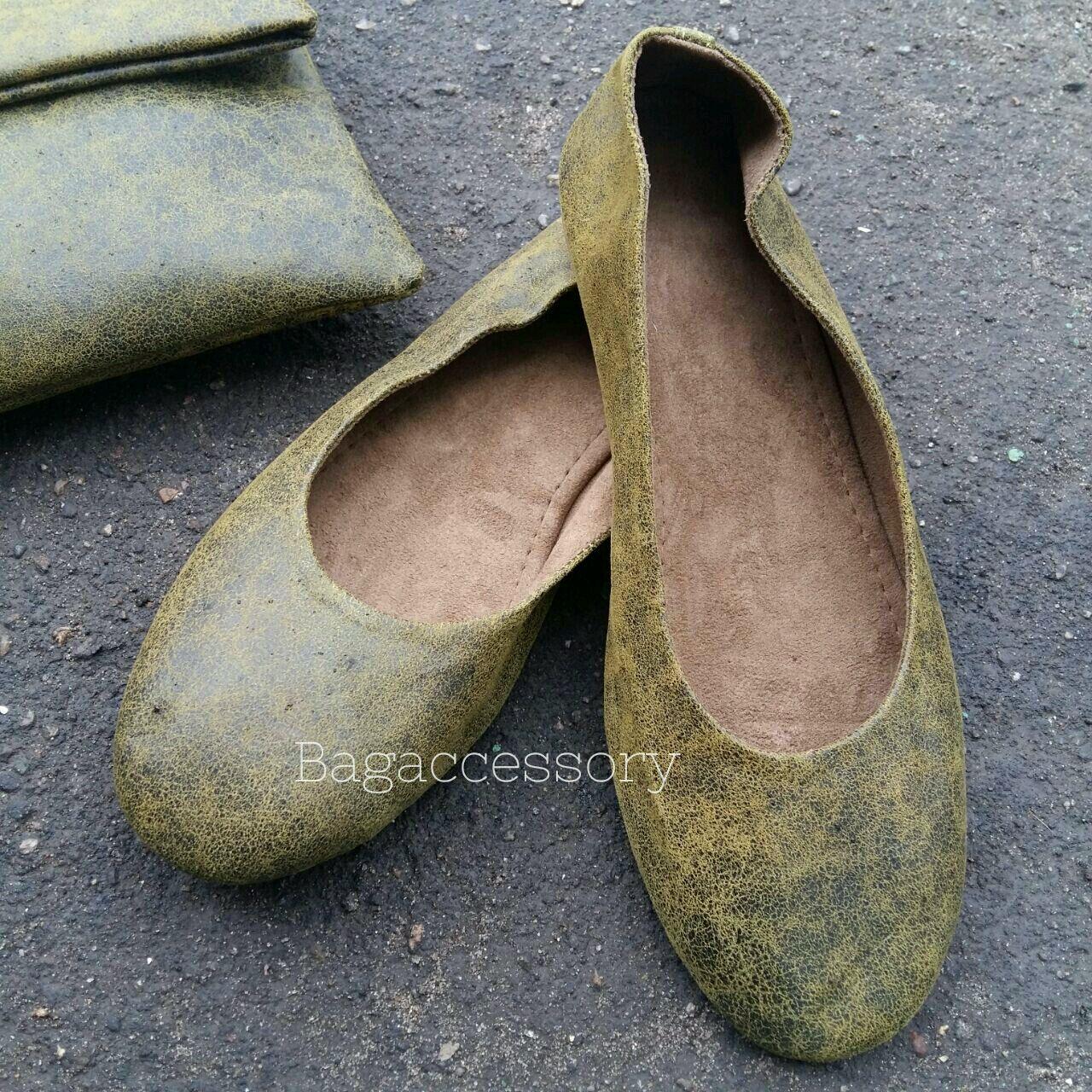 Handmade Shoes handmade. Livemaster - handmade. Buy Ballet shoes made of genuine leather antique.Ballet flats