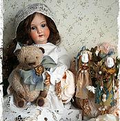 Куклы и игрушки ручной работы. Ярмарка Мастеров - ручная работа Плюшевый мишка. Handmade.