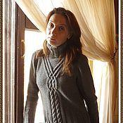 Одежда handmade. Livemaster - original item Sweater knitted women