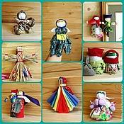 Куклы и игрушки ручной работы. Ярмарка Мастеров - ручная работа Обережные Славянские Куклы. Handmade.