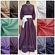 Возможные варианты цветов платья для пошива на заказ