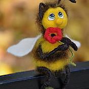 Куклы и игрушки ручной работы. Ярмарка Мастеров - ручная работа Пчёлка. Handmade.