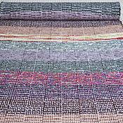 Для дома и интерьера ручной работы. Ярмарка Мастеров - ручная работа Половик ручного ткачества (№ 186). Handmade.
