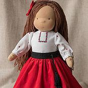 Куклы и игрушки ручной работы. Ярмарка Мастеров - ручная работа Вальдорфская кукла Ярынка. Handmade.