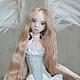 Коллекционные куклы ручной работы. Заказать Ангел. Шарнирная кукла.. Iya Deis. Ярмарка Мастеров. Шарнирка, надглазурные краски