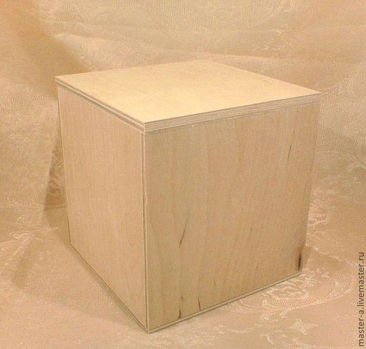 Короб (для сыпучих продуктов) - №4 - заготовка для декупажа