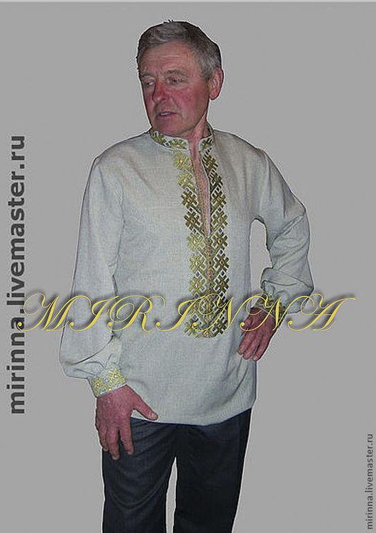 Этническая одежда ручной работы. Ярмарка Мастеров - ручная работа. Купить украинская вышиванка СЛОБАЖАНИН. Handmade. Сорочка, этно одежда