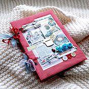 Канцелярские товары handmade. Livemaster - original item Culinary notepad. Handmade.