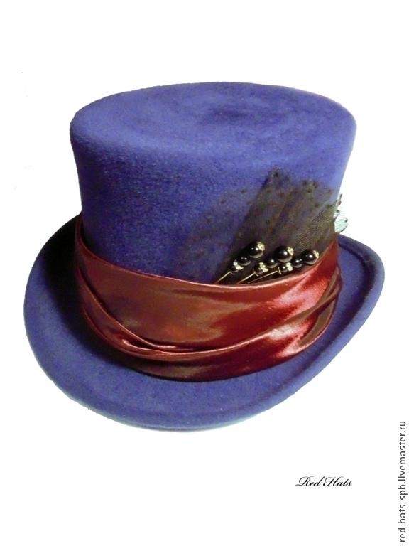 Как сшить шляпу шляпника своими руками