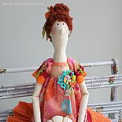 Куклы и игрушки ручной работы. Ярмарка Мастеров - ручная работа Агнешка - помощница по дому.. Handmade.