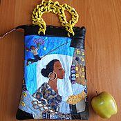 """Сумки и аксессуары ручной работы. Ярмарка Мастеров - ручная работа Сумка """"Ради женщины"""". Handmade."""