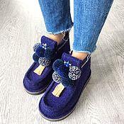 Обувь ручной работы handmade. Livemaster - original item Boots author for the street