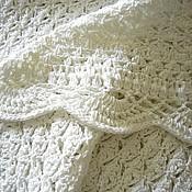Для дома и интерьера handmade. Livemaster - original item Knitted plaid. Handmade.