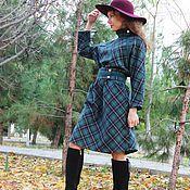 Одежда handmade. Livemaster - original item Dress warm
