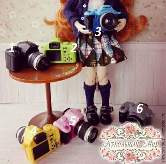 Куклы и игрушки ручной работы. Ярмарка Мастеров - ручная работа. Купить Фотоаппарат .. Handmade. Комбинированный