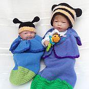 """Куклы и игрушки ручной работы. Ярмарка Мастеров - ручная работа Комплект для фотосессий """"Колокольчик"""". Handmade."""