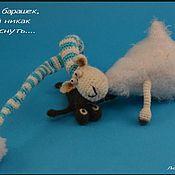 Куклы и игрушки ручной работы. Ярмарка Мастеров - ручная работа Барашка  Рассел. Handmade.