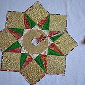 Подарки к праздникам ручной работы. Ярмарка Мастеров - ручная работа Декоративная юбочка для Вашей ёлочки 5. Handmade.