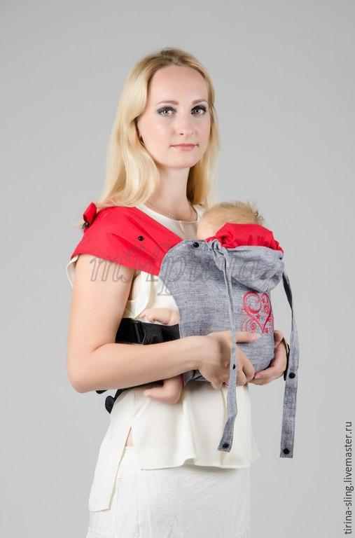 Фаст слинг с вышивкой. Под заказ, Слинги, Краснодар, Фото №1