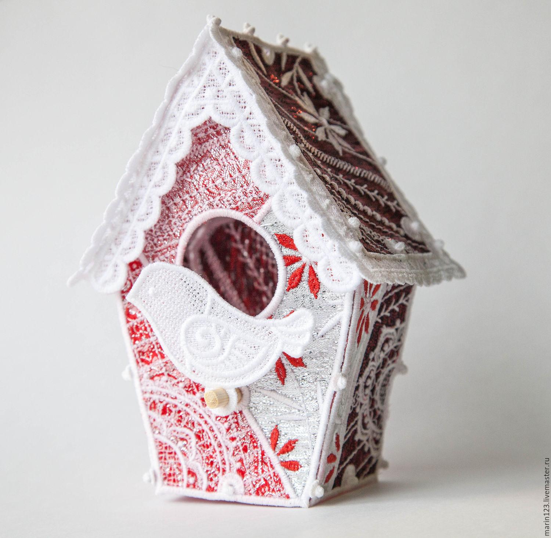 The birdhouse on the tree, Christmas gifts, Samara,  Фото №1
