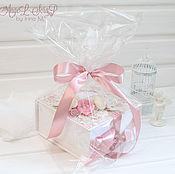 Подарки к праздникам ручной работы. Ярмарка Мастеров - ручная работа Подарочная коробочка для учителя. Handmade.