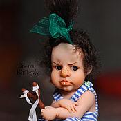 """Куклы и пупсы ручной работы. Ярмарка Мастеров - ручная работа """"Любка"""". Handmade."""