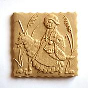 Для дома и интерьера ручной работы. Ярмарка Мастеров - ручная работа Сказка Красная Шапочка форма для печенья в подарок для девочки. Handmade.