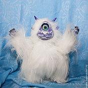 Куклы и игрушки handmade. Livemaster - original item Cycloptic Fyodor. Handmade.