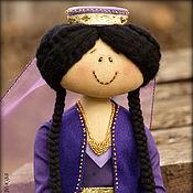 Куклы и игрушки ручной работы. Ярмарка Мастеров - ручная работа Девочка в восточном наряде. Ароматизированная кукла. Handmade.
