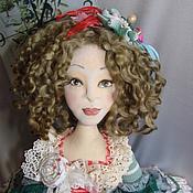 Куклы и игрушки handmade. Livemaster - original item Olivia. Handmade.