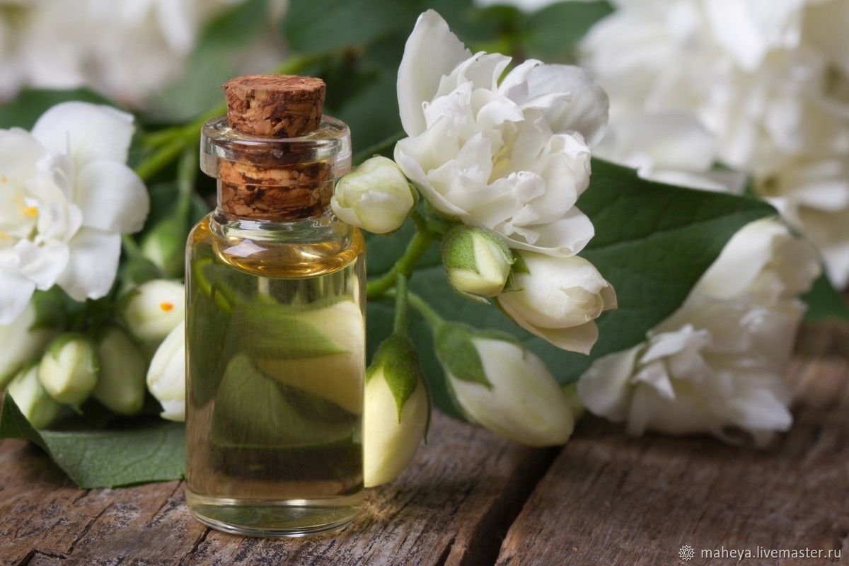 Natural Perfume handmade. Livemaster - handmade. Buy The spirits of the 'jade purity».Flowers, aphrodisiac, absolutes