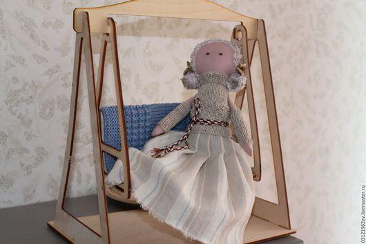 Коллекционные куклы ручной работы. Ярмарка Мастеров - ручная работа. Купить Текстильная кукла Таечка. Handmade. Текстильная кукла, холлофайбер
