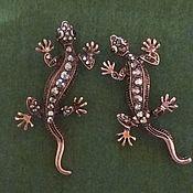 Материалы для творчества handmade. Livemaster - original item lizard. Handmade.