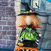 """Куклы и игрушки ручной работы. Ярмарка Мастеров - ручная работа Колдунья """"Шелли"""". Handmade."""