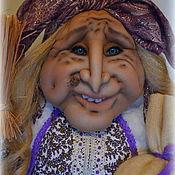 """Куклы и игрушки ручной работы. Ярмарка Мастеров - ручная работа Бабушка Яга """"Достаток"""". Handmade."""