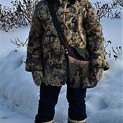 Одежда ручной работы. Ярмарка Мастеров - ручная работа Зимняя каракулевая шубка. Handmade.