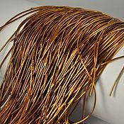 Канитель ручной работы. Ярмарка Мастеров - ручная работа Канитель: Канитель Golden Brown. Handmade.