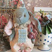 Куклы и игрушки ручной работы. Ярмарка Мастеров - ручная работа Зайчик Кенти. Handmade.