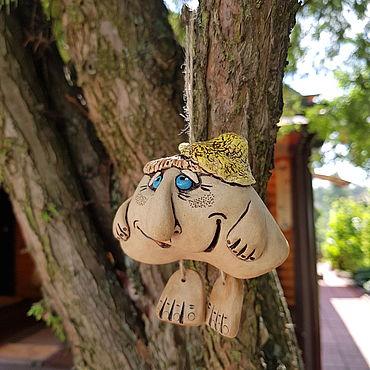 Сувениры и подарки ручной работы. Ярмарка Мастеров - ручная работа Бабайка керамический. Handmade.