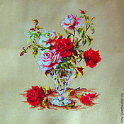 Картины и панно ручной работы. Ярмарка Мастеров - ручная работа Мелодия любви. Handmade.