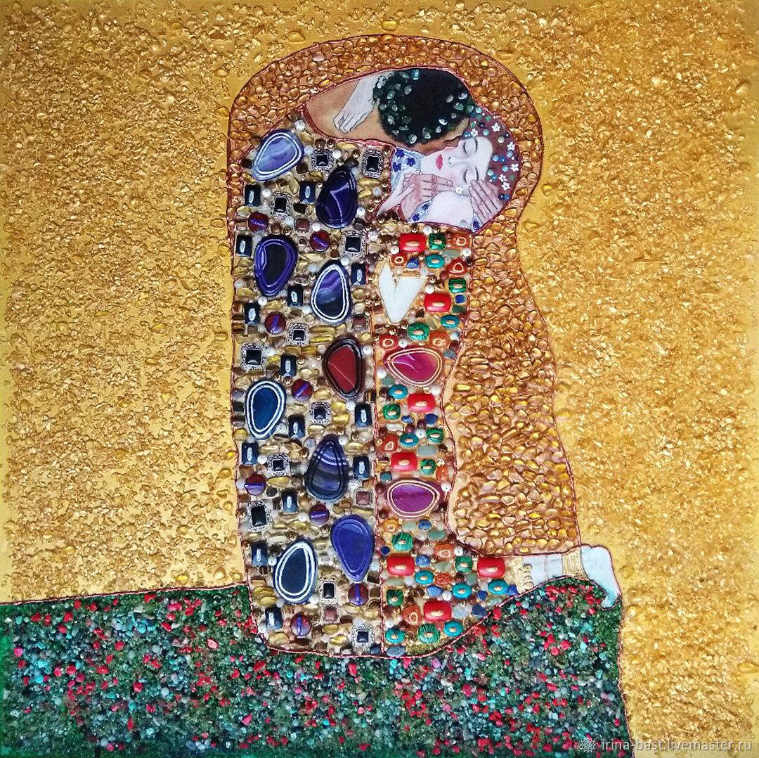 Beautiful Gustave Klimt The Kiss Gallery - Joshkrajcik.us ...