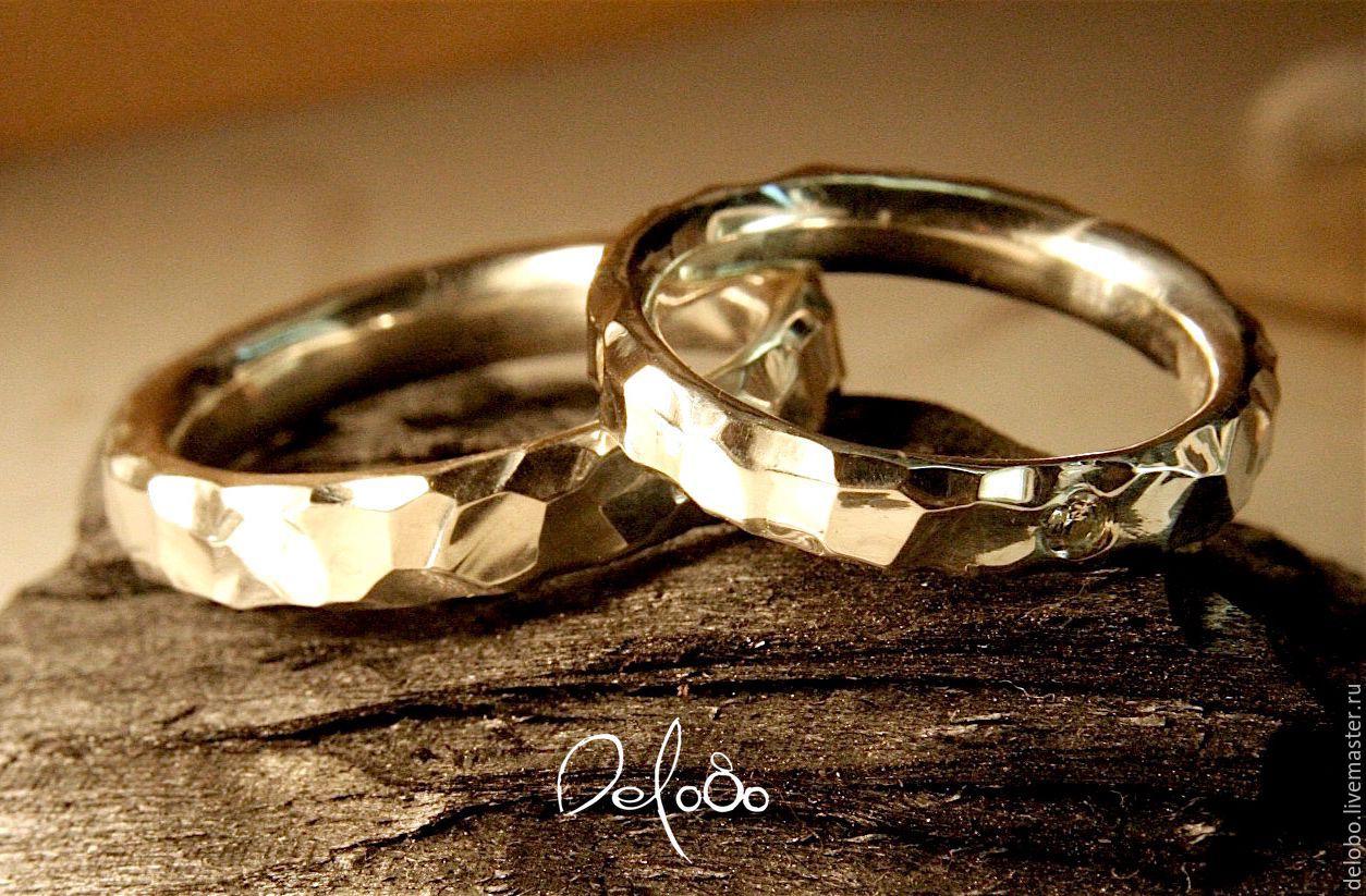 Серебряные кольца купить спб обручальные кольца