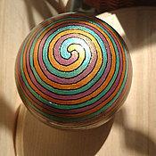 Сувениры и подарки ручной работы. Ярмарка Мастеров - ручная работа звенящий шар Trinity. Handmade.