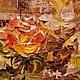 Картины цветов ручной работы. Картина. Розы. Начало осени. Масло, холст на подр., мастихин, 20х25. Ершова (Ershova) Марина (Marina):). Ярмарка Мастеров.