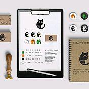 Дизайн ручной работы. Ярмарка Мастеров - ручная работа Разработка логотипов. Handmade.
