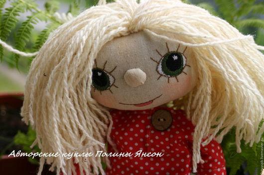 Сказочные персонажи ручной работы. Ярмарка Мастеров - ручная работа. Купить Домовой Кузя Текстильная интрьерная кукла оберег. Handmade.