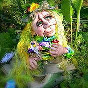 Куклы и игрушки ручной работы. Ярмарка Мастеров - ручная работа Кикимора Болотная. Handmade.